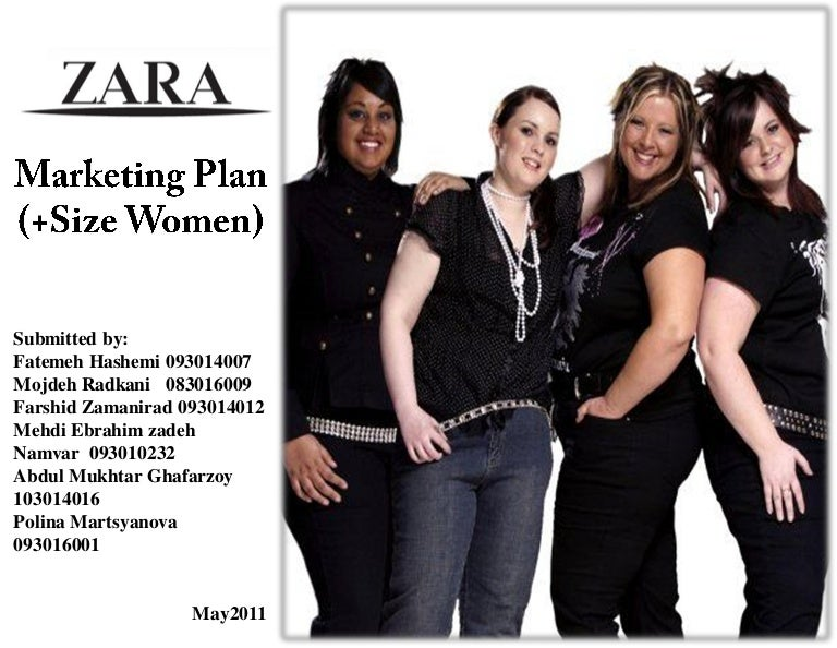 c5238336c30 Zara marketing plan