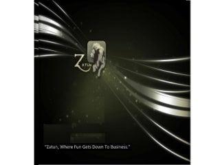 Zatun - iOS Game Development - iPhone Art