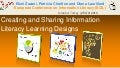 Creating and Sharing Information Literacy Learning Designs