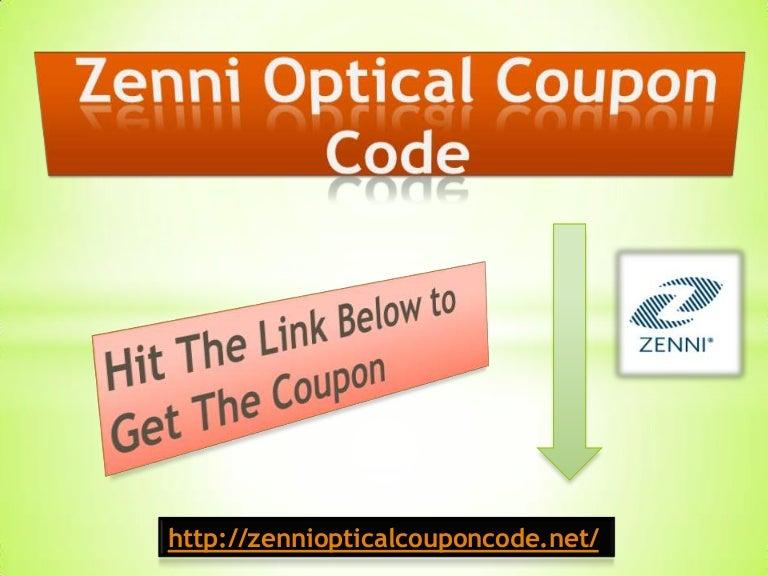 zenni optical promo code free shipping 2015