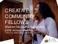 Transforming Community Through Culture: Creative Community Fellows