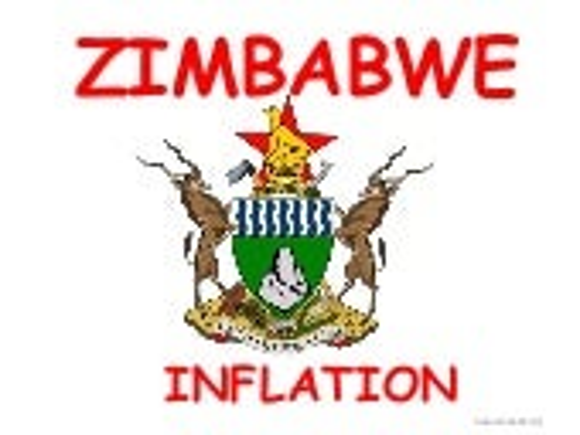 Zimbabwe's inflation