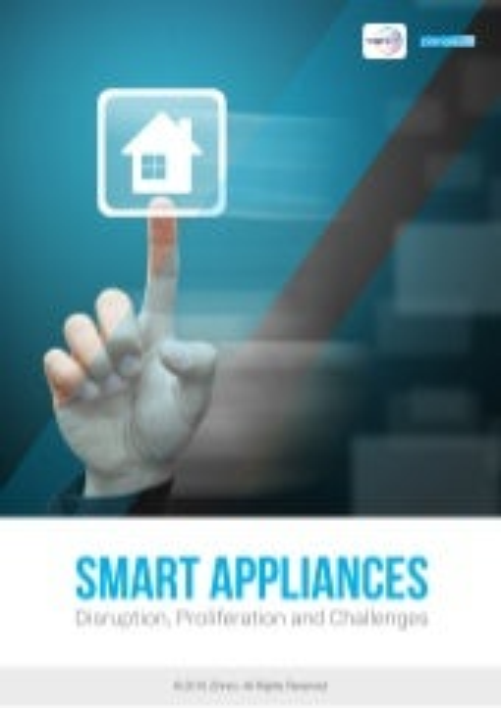 Smart Appliances : Wipro, Zinnov joint whitepaper