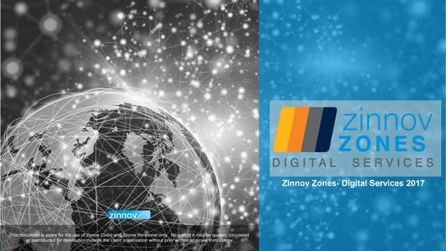Zinnov Zones for Digital Services 2017