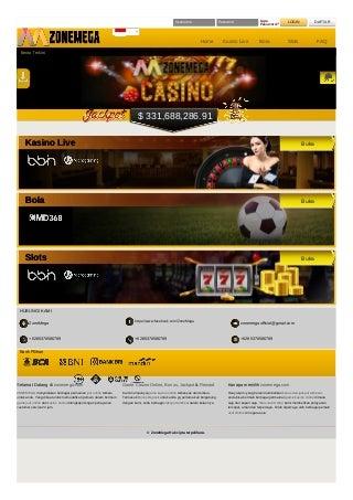 Zonemega casino-online-bandar-bola-judi-slot