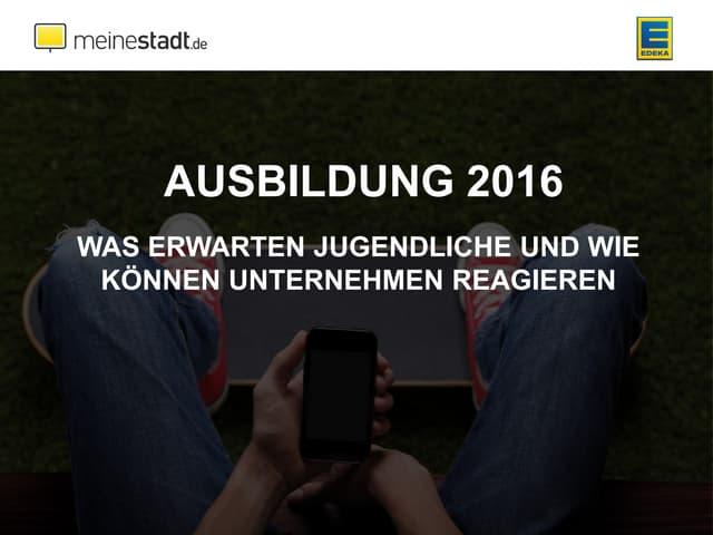 Bewerben im Jahr 2016_meinestadt.de und EDEKA