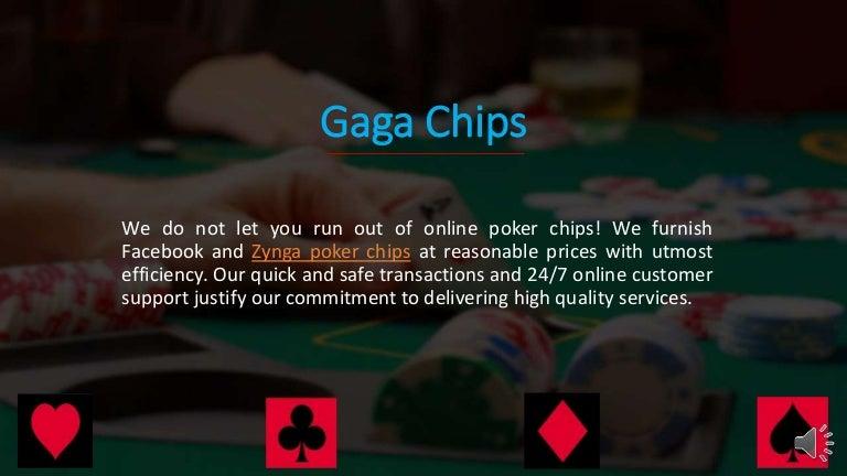 Zynga Poker Chips Online